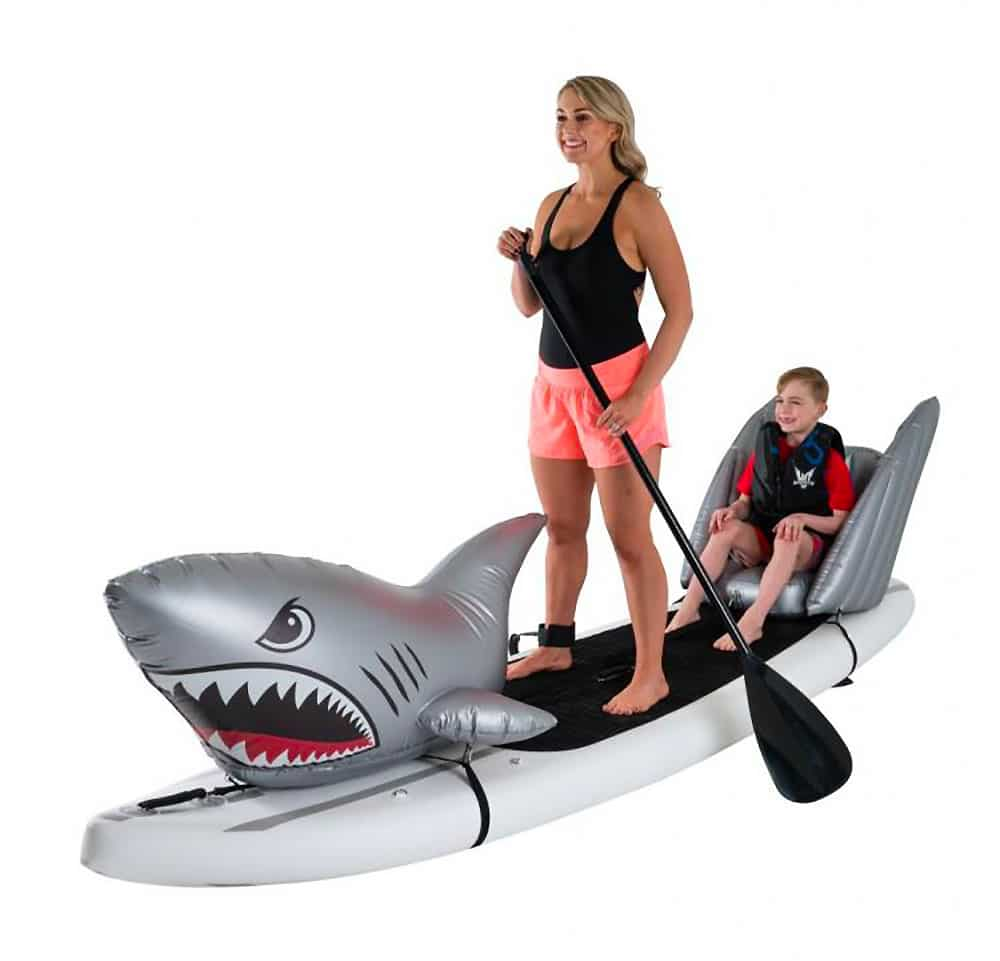 requin stand up paddle