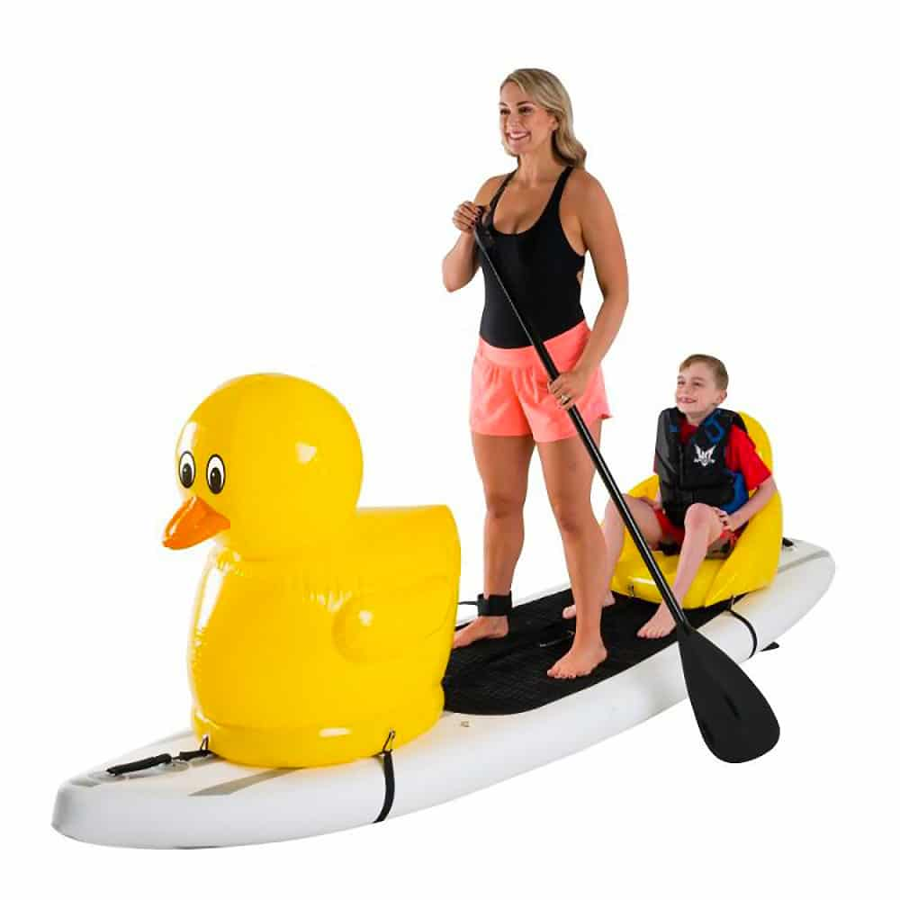 Animaux gonflables poussin  paddle
