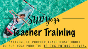 Sup Yoga teacher training online