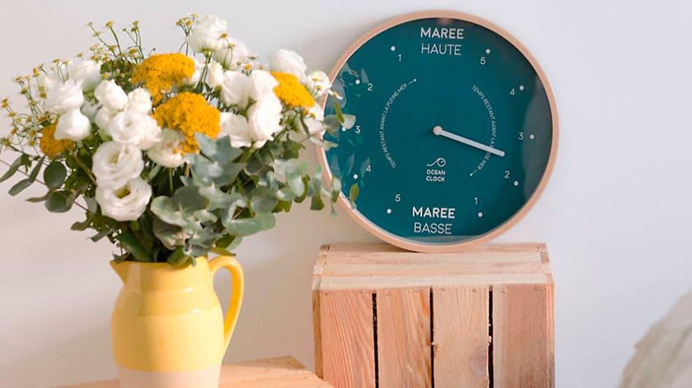 Horloge des marées Océan Clock