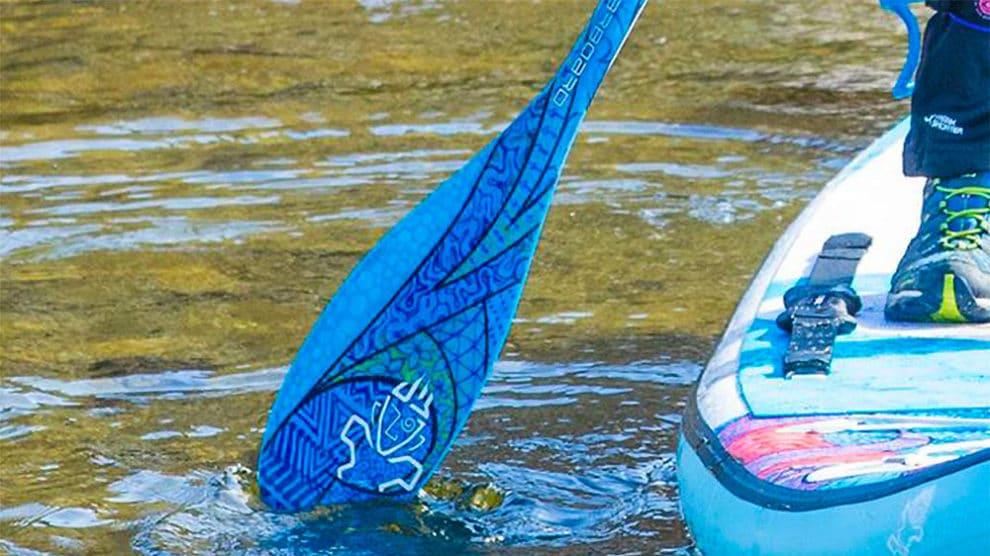 Différents types de pagaie de stand up paddle