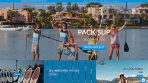 Découvrez la boutique paddlegonflable.fr