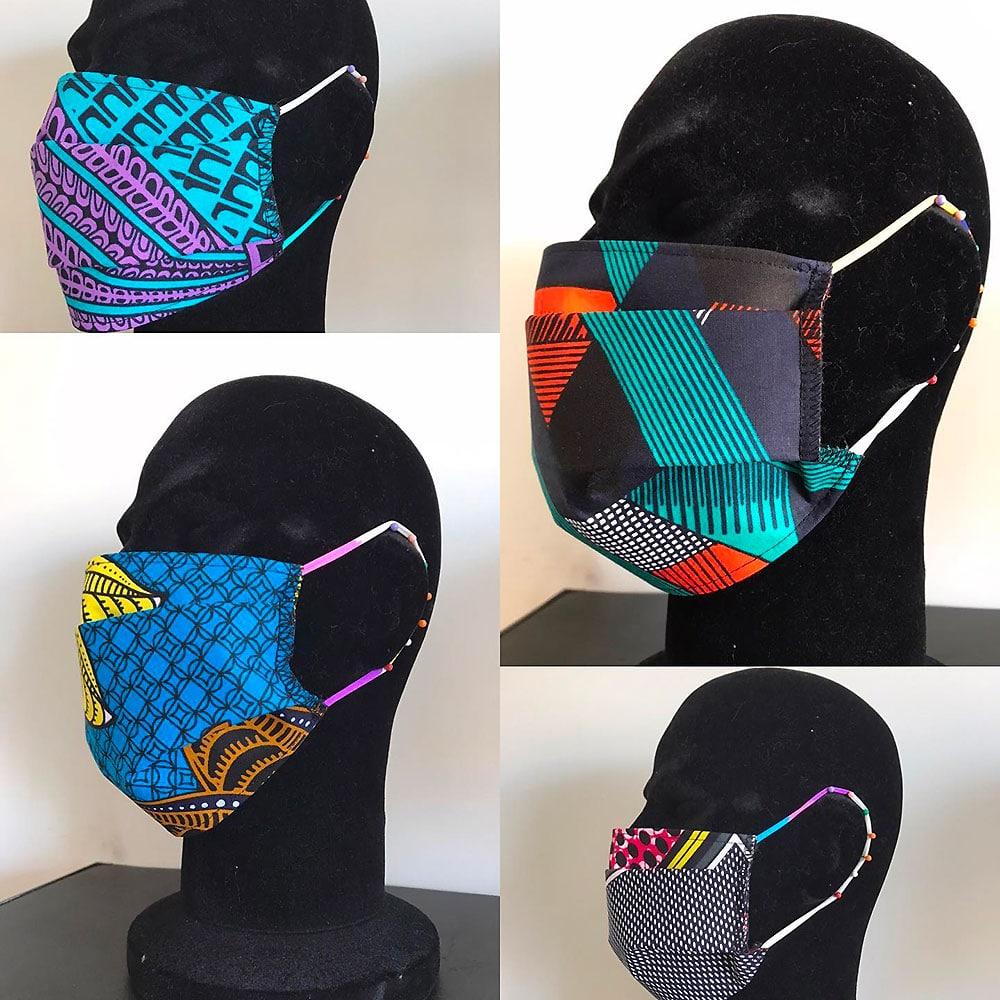Masques Blu Munki