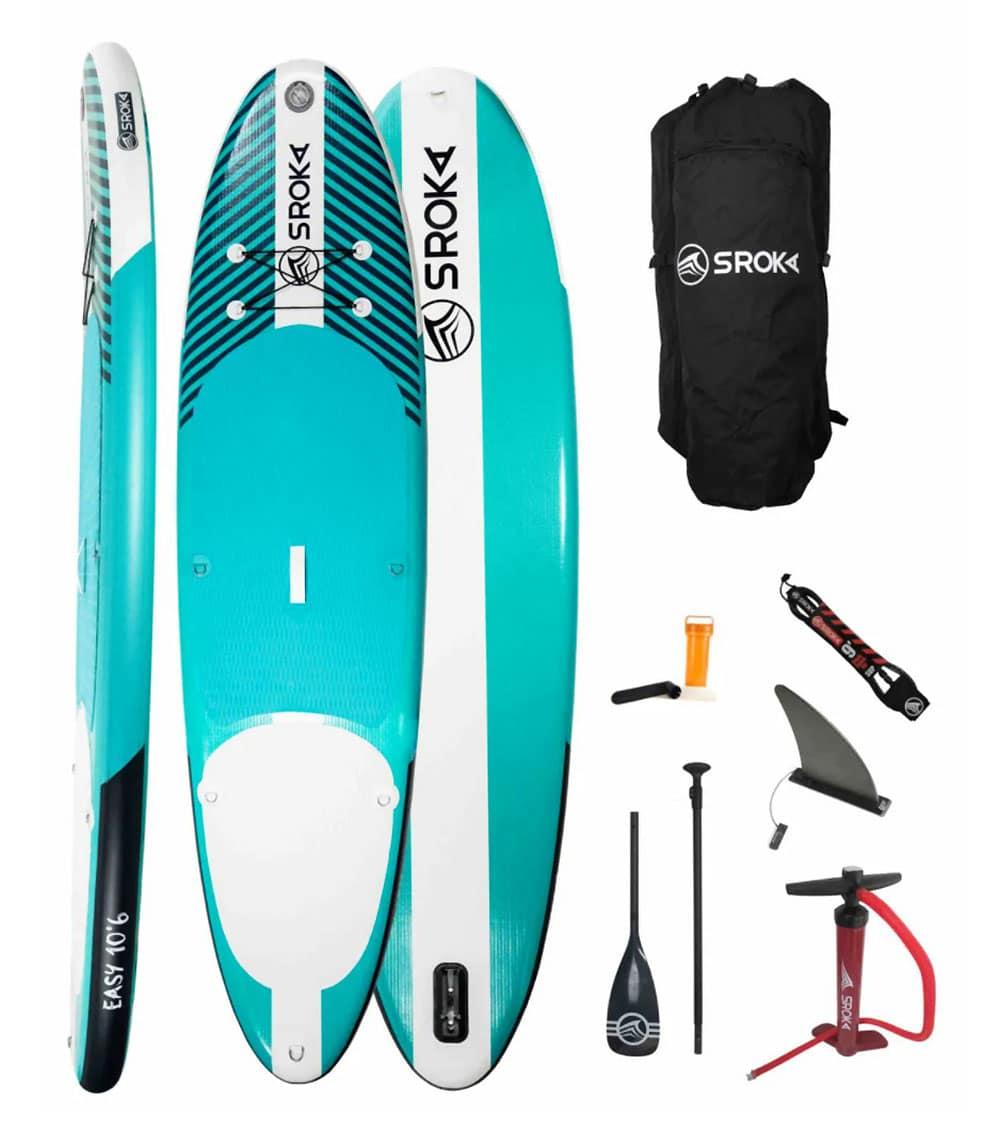 Paddle gonflable Easy 10′ Sroka