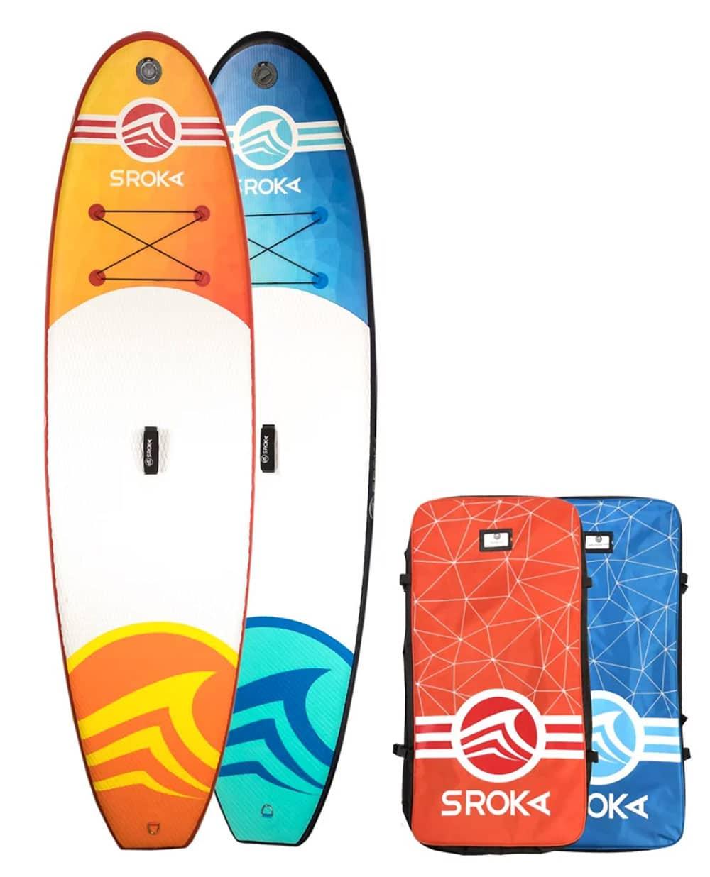 Paddle gonflable Malibu 10' Sroka