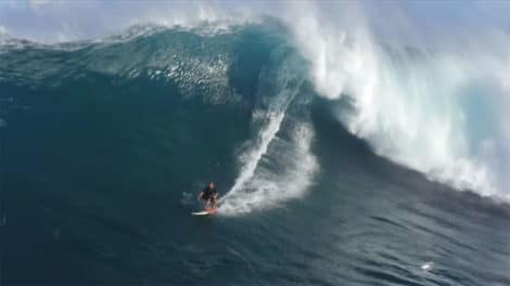 Zane Sup Surf à Jaws