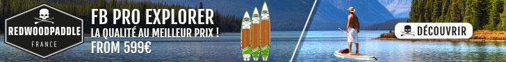 Redwoodpaddle Explorer
