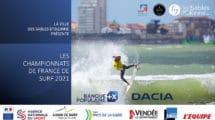 Championnats de France 2021 aux Sables d'Olonne