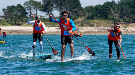 Septième Morbihan Paddle Trophy Ouest-France