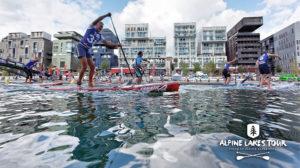 Lyon Paddle Show Race au Paddle Sports Show