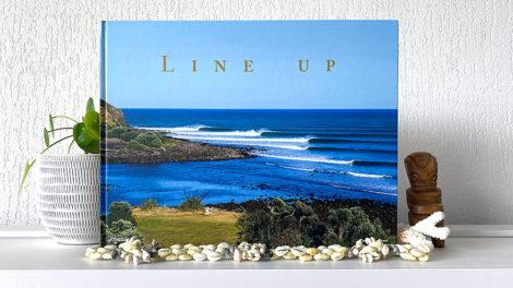 livre photo line up surf