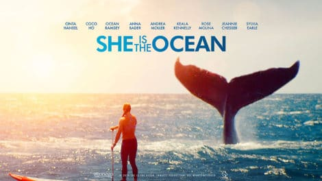 She is the Ocean, le film
