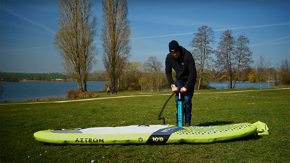 Paddle gonflable Nova 10' Aztron 2021