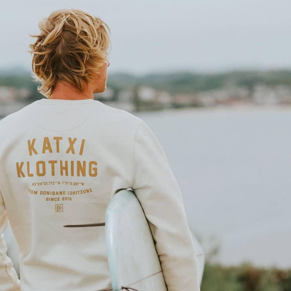 Sweat Koor Katxi Klothing