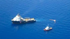 La Corse menacée par une pollution aux hydrocarbures