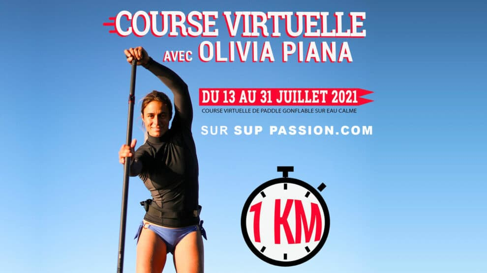 Course virtuelle avec Olivia Piana