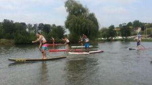 Paddle Race Drouais