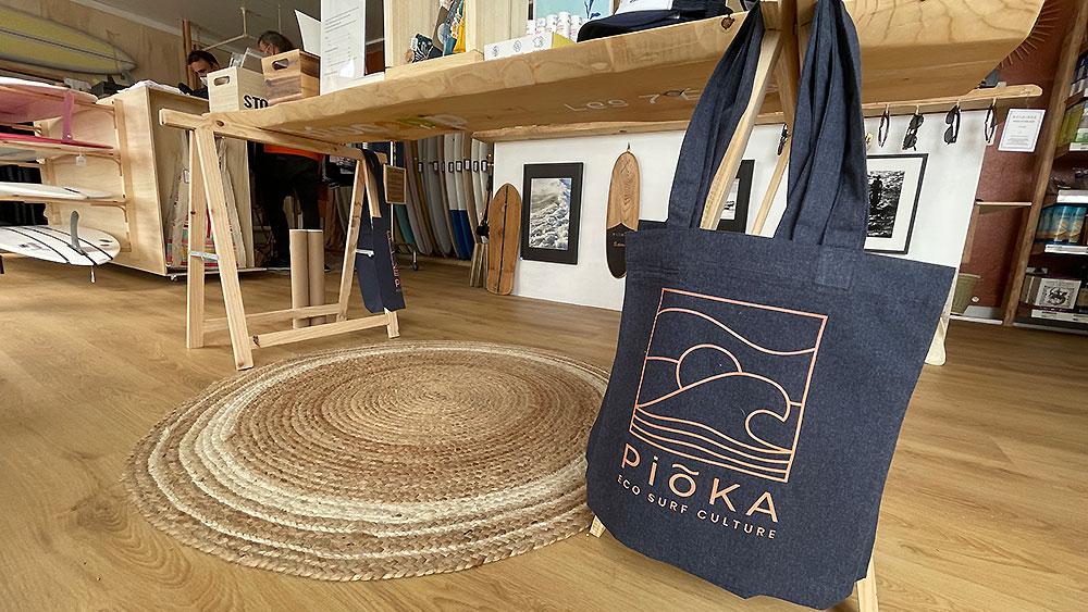Christophe Colussi présente Pioka Eco Surf Culture !