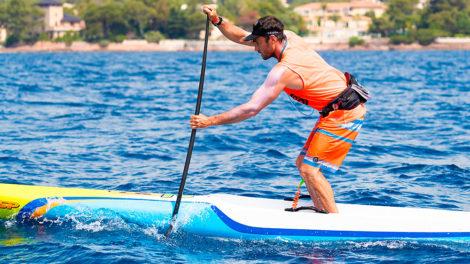 Stand Up Paddle, discipline de haut niveau