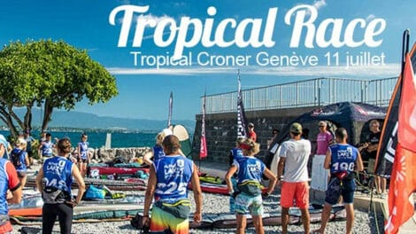 La Tropical Race à Genève