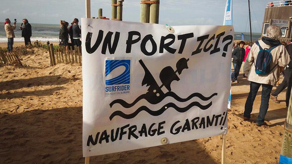 Le projet de port à Brétignolles-sur-Mer abandonné