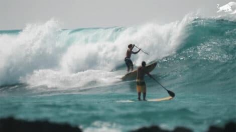 Le film The Longest Wave