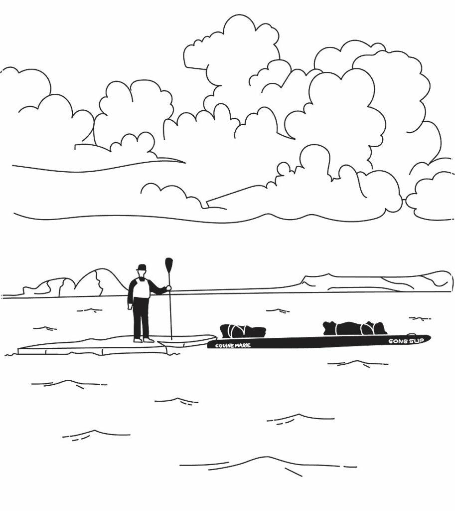 """Le livre """" Une vie presque ordinaire """" d'Ingrid Ulrich"""