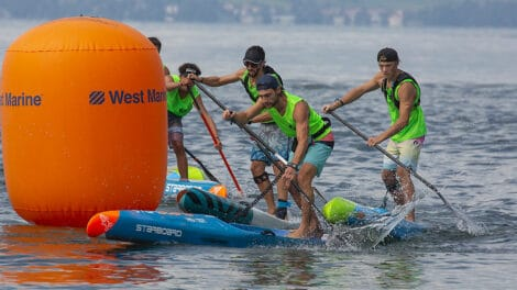 Résultats Léman Paddle Race 2021