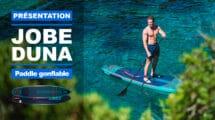 Paddle gonflable Jobe Duna 11.6
