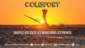 Colisport, transport pour particuliers